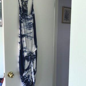 Young fabulous broke tie dye dress